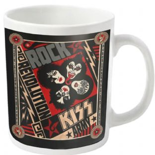 Kiss: Revolution - MUG (11oz) (Brand New In Box)